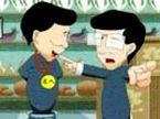 奇志大兵动漫版相声《广播电台》高清