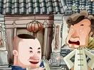 郭德纲相声动漫版全集:275 桃花女破周公 第7回