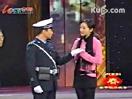 韩雪、周炜、句号小品《街头卫士》 2008年央视春晚小品