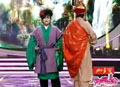 2014湖南卫视元宵喜乐会小品《百变神侠》 表演者:百变五侠