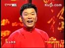 2014年重庆卫视春节联欢晚会相声《送春联》 表演者:仇小豹 宋好