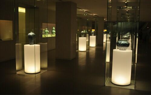 上海博物馆之旅:震旦博物馆(2)