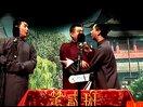 2010.12.4 第二班相声大会 王自健、张伯鑫相声作品《武训徒》