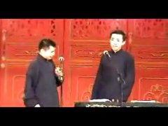 何云伟、李菁相声《学跳舞》
