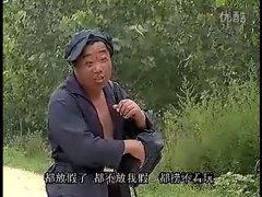 安徽民间小调全集《傻子上学》第一集