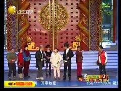 2011辽视春晚 张小伟、张小飞、程野小品搞笑大全《疯狂炒作团》