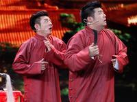 2015欢乐喜剧人最新相声 高晓攀、尤宪超最新作品《有相有声》