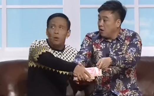 2016湖南卫视春晚 赵海燕、宋小宝小品搞笑大全《送礼容易退礼难