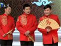 2016天津卫视春晚小品 路遥、冯阳、侯振鹏相声《十二生肖贺新春