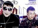 二人转老臭(张春光)与曾经的搞笑红星周云鹏YY直播间表演打擂台