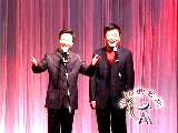 李伟健、武斌搞笑相声《出租司机》