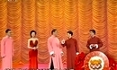 2009年央视春晚 李伟健、武宾群口相声《团团圆圆》