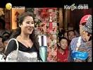 刘小光、付小伟即兴表演《发小》