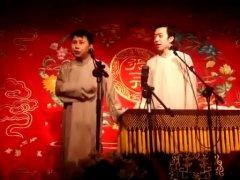2星夜相声会馆新大都专场 何云伟、李菁相声《学小曲》及返场