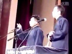 何云伟、李菁爆笑相声《戏迷游街》