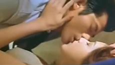 《我的小小英雄》金来沅和金成恩吻戏